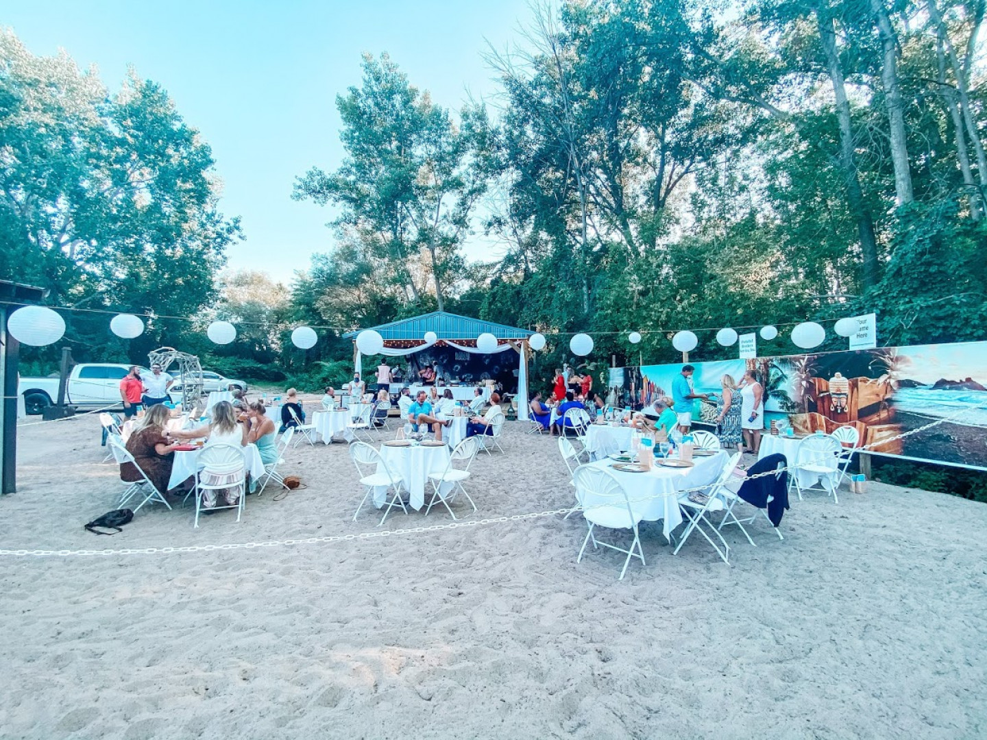 Host Your Next Event at Solé at Woodlawn Beach