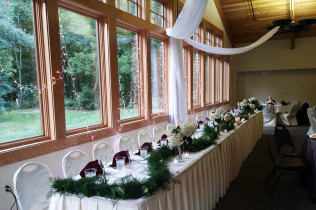 The Lodge - Head Table